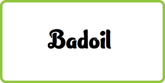 Badoil