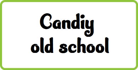 Candiy old school