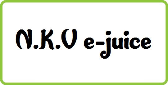 N.K.V E-juices
