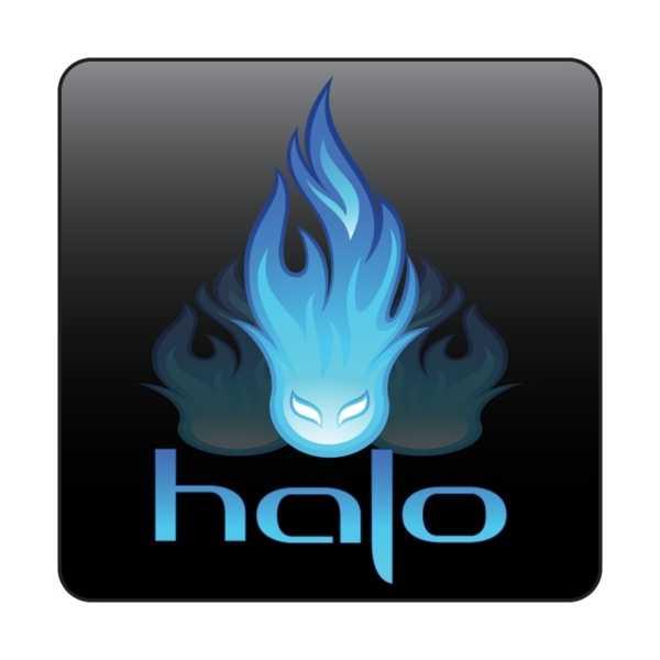 E-Liquid Midnight Apple Halo 10 ml