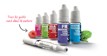 E-Liquid Raspberry Dlice