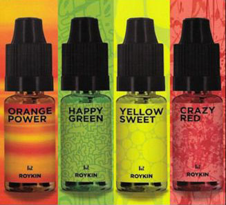 e-liquide roykin kolors