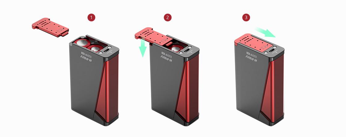Kit H-Priv Pro 220 W - Smok