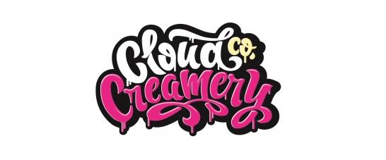 E-Liquide Raspberry Swirl - Cloud Co Creamery