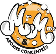 Arome concentré Fraise custard - Mr & Mme