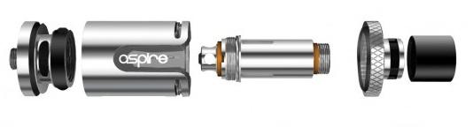 Kit K4 TPD 2ml - Aspire
